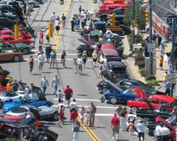 Mt. Lebanon Police Department Classic Car Show