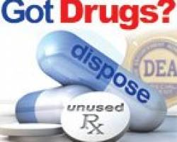 Take Back event nets 490 lbs of drugs