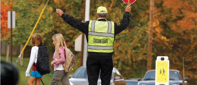 Mt. Lebanon Police Now Hiring - Substitute School Crossing Guards ...