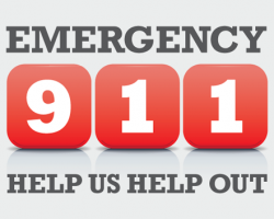 CALL 9-1-1! – An Important Reminder