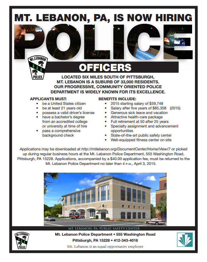 law enforcement hiring Hiring for the 21st century law enforcement officer challenges, opportunities, and strategies for success.