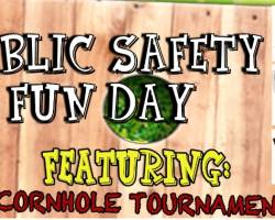 Public Safety Fun Day – Sept. 19th