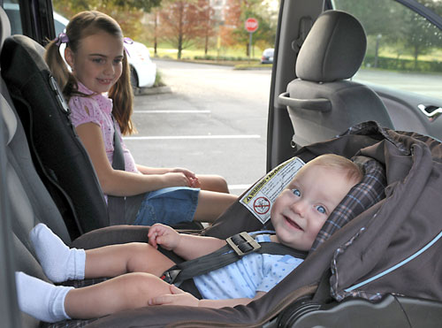 National Child Passenger Safety Week – September 13-19, 2015
